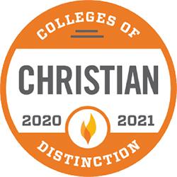 Christian badge