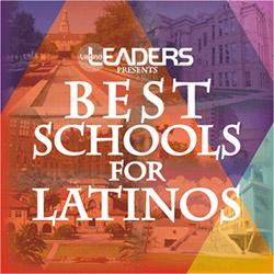 Latinos by Latino Leaders badge